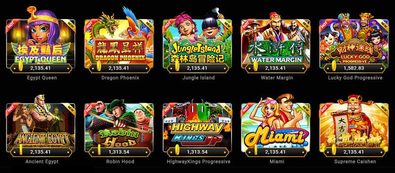 Mainkan Game Slot Online Joker123