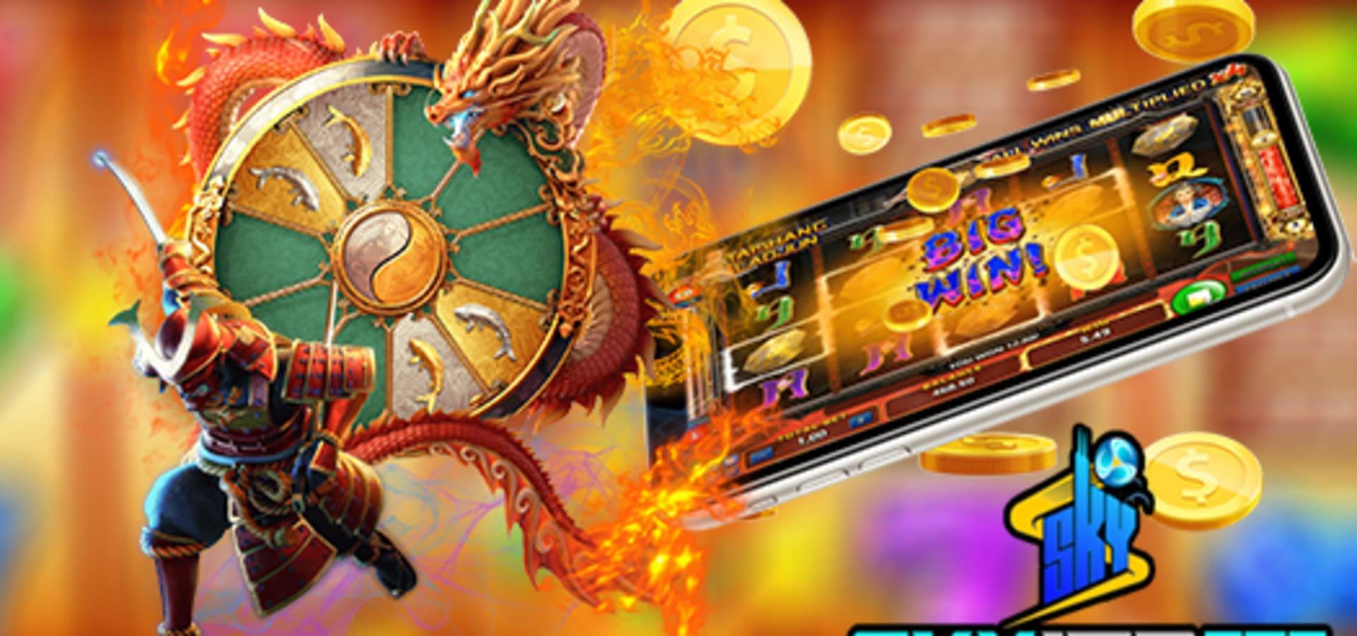 Mainkan Game Slot Online dengan Cepat Dengan Situs Web Anda
